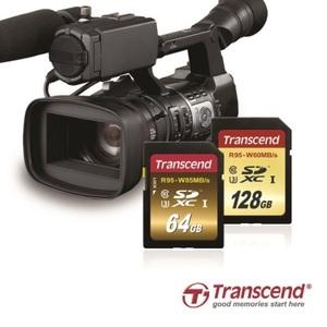 Karty Transcend  SDXC i SDHC - płynne nagrywanie materiałów wideo 4K