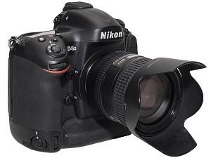 Nikon D4s – test lustrzanki