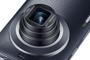 Samsung GALAXY K Zoom - smartfon dla fotografów