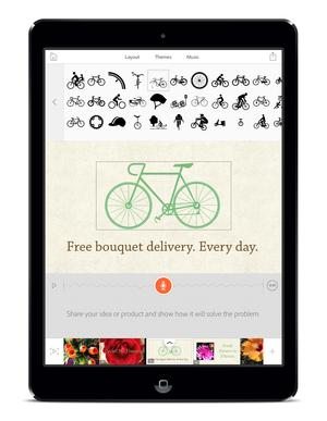 Adobe Voice - nowa aplikacja na tablety iPad
