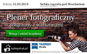Plener fotograficzny połączony z warsztatami oraz testami obiektywów firmy Zeiss i Tamron
