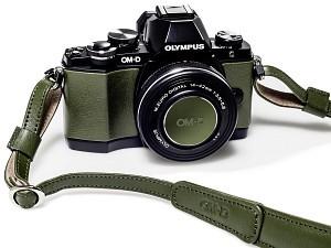 Piękniejszy Olympus OM-D E-M10 - w nowej, limitowanej edycji