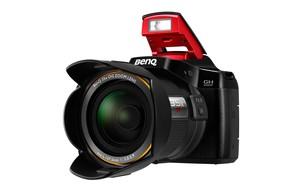 Aparat kompaktowy BenQ GH680F z 35x zoomem i Wi-Fi