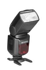 Genesis Stroboss 58c - lampa reporterska dla aparatów Canon