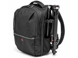 Manfrotto Advanced Gear Backpack - recenzja plecaków fotograficznych