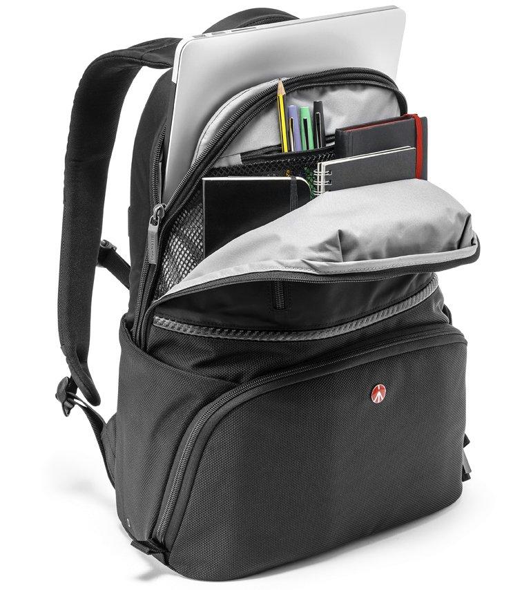 2a10c63a9cecd Manfrotto Advanced Active I II Travel plecaki fotograficzne recenzja test  praktyczny prezentacja