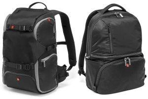 Recenzja kolekcji Manfrotto Advanced Active & Travel Backpack