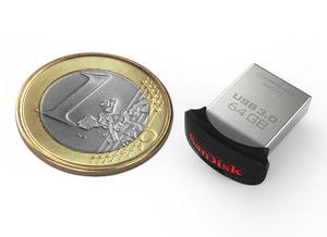 Pamięć flash USB 3.0 SanDisk Ultra Fit