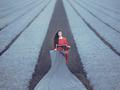 Eteryczne, bajkowe zdjęcia fotografa z Ukrainy