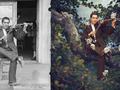 Drugie życie szklanych negatywów - kreatywny retusz fascynującego archiwum Costica Acsinte