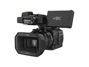 Nowa kamera cyfrowa  Panasonic HC-X1000 z nagrywaniem Ultra HD 4K