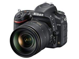 Nikon D750 - pełnoklatkowa lustrzanka formatu FX