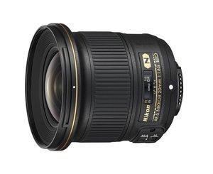 Ultraszerokokątny obiektyw  AF-S NIKKOR 20mm f/1,8G ED