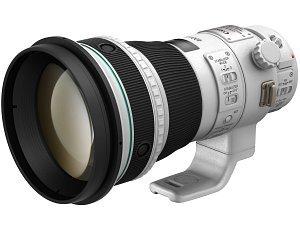Trzy nowe obiektywy Canon dla systemu EOS