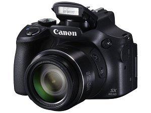 Canon PowerShot SX60 HS - rekordowy superzoom
