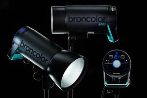 Nowości Broncolor - lampa światła ciągłego HMI oraz kompaktowe lampy błyskowe