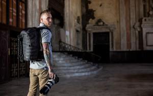 Lowepro ProTactic  - plecaki fotograficzne dla fotoreporterów