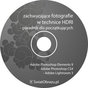 Zachwycające fotografie w technice HDRI - dla początkujących - wielka wyprzedaż filmu szkoleniowego