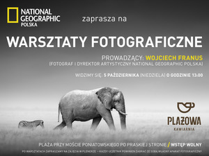 Jak zostać fotografem National Geographic?