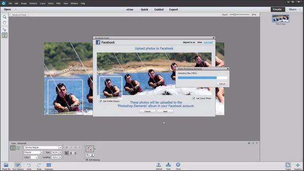 Adobe Photoshop Elements 13 program edycyjny edytor zdjęć dla amatorów