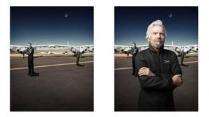 Jak powstało to zdjęcie? Portret Richarda Bransona