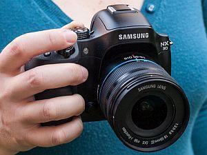Samsung NX30 - pierwsze wrażenia i test ISO