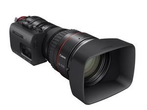 Canon CN20x50 - superteleobiektyw filmowy  4K z serwomechanizmem