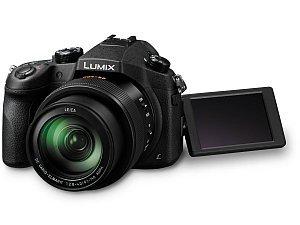 Panasonic LUMIX DMC-FZ1000 - pierwsze wrażenie i test ISO