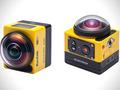 Kamera sportowa Kodak PixPro SP360 - panoramiczne wideo