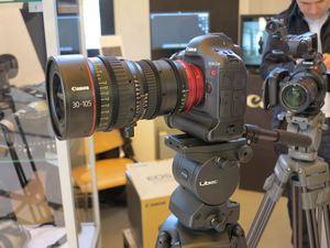 Canon podczas Camerimage 2014 - warsztat ze światowej sławy operatorem