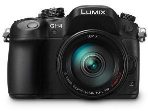 Panasonic Lumix  DMC-GH4 i DMW-YAGH - zapowiedź aktualizacji firmware