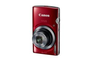 Najmniejsze aparaty kompaktowe Canon IXUS 160, Canon IXUS 165 i Canon IXUS 170