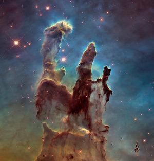 NASA opublikowała nową odsłonę najpopularniejszego zdjęcia wszechświata