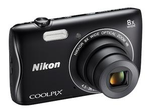 Nowe aparaty Coolpix: Nikon, Coolpix S3700, Nikon Coolpix S2900, Nikon Coolpix L31
