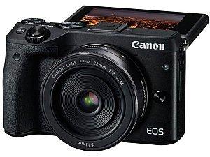 """Canon EOS M3 - nowy bezlusterkowiec w ofercie """"czerwonych"""""""