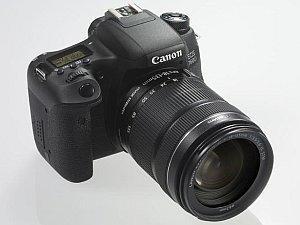 Canon EOS 750D i 760D - lustrzanka klasy entry level w dwóch odsłonach