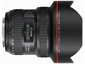Canon EF 11-24mm f/4L USM - nowy obiektyw ultraszerokokątny