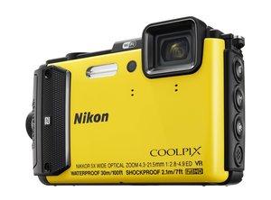 Wodoszczelne i wytrzymałe aparaty Nikon COOLPIX AW130 i Nikon COOLPIX S33