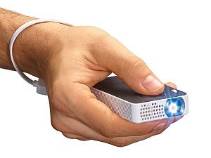 Philips PicoPix 4350 – ultralekki projektor dla podróżnika