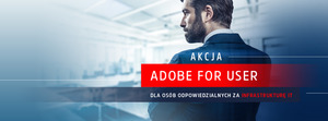 Akcja Adobe For User