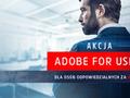 Akcja Adobe For User