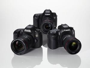Canon z najwyższym udziałem w globalnym rynku aparatów z wymienną optyką 12. rok z rzędu