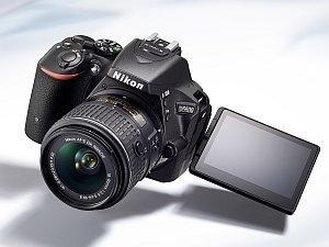 Nikon D5500 - pierwsze wrażenia i test ISO
