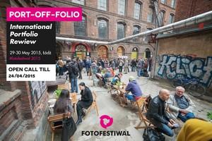 Wyjątkowy Przegląd Portfolio podczas Fotofestiwalu 2015