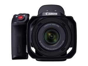 Canon XC10 - kompaktowa kamera 4K z funkcją fotografowania