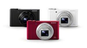 Sony Cyber-shot DSC-HX90, DSC-HX90V oraz DSC-WX500