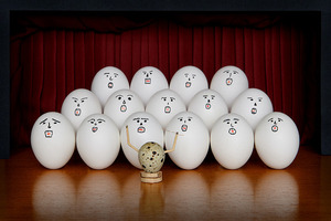 Zdjęcia z jajem