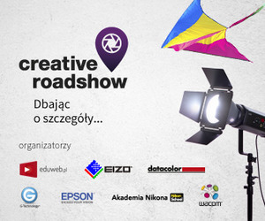 Dbając o szczegóły... Zapraszamy na tegoroczne Creative Roadshow!