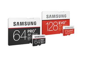 Nowe karty pamięci Samsung PRO Plus i EVO Plus