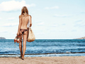 Klasyczna sesja plażowa w wykonaniu Patricka Demarcheliera